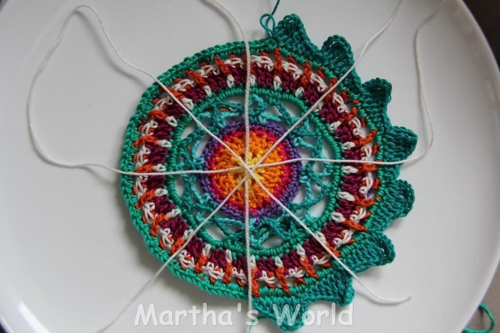 Toni's Mandala - the research