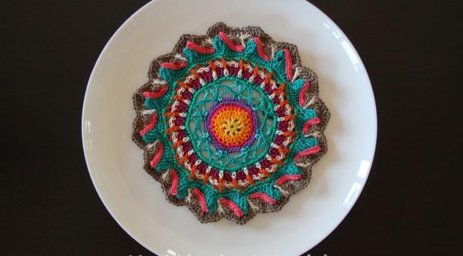 """Patterns"" – My Journey on Toni's Magic Carpet"