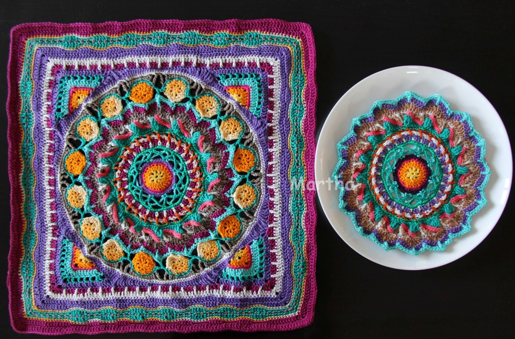 two mandalas