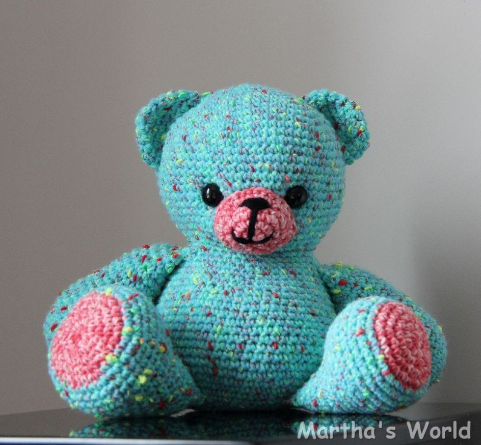 Speckle Teddy