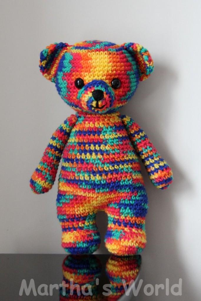 Lego Teddy