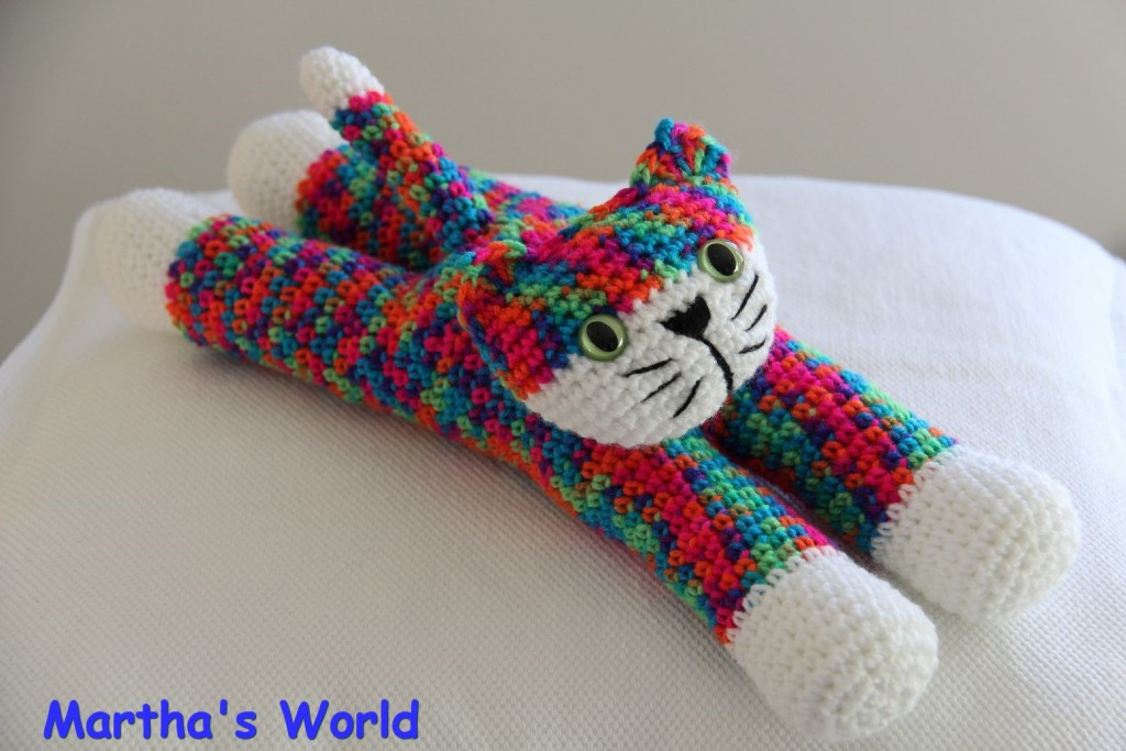 Rainbow kitty @Martha's World
